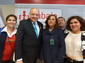 """Instalación de Mesa Bipartita de Trabajo en el MINTRA: """"Derechos de la Mujer Trabajadora e Igua"""