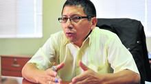 """Edmer Trujillo: """"Las EPS deben tener manejo técnico y no político"""""""