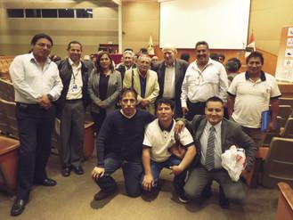 Audiencia del Frente de Empresas Estratégicas del Estado contra la Privatización