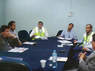 Se inicia ciclo de talleres organizado por el SUTESAL y Comité SST para todos los Centros de Servici