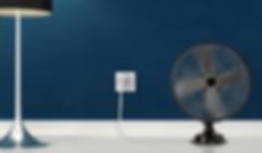 EU Plug智能插座(歐規)使用情境圖