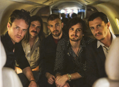 """Premiere: Flying Buffaloes On the Road to Stardom With """"Germany Turnaround"""""""