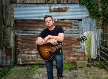 Premiere: Dustin Collins Track-By-Track; 'The Barn'