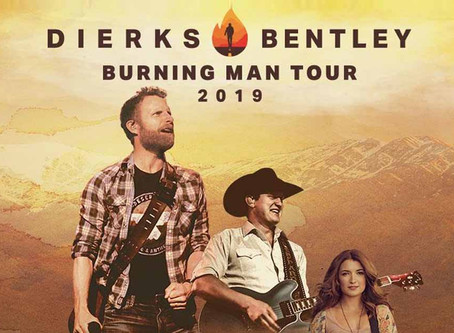 Review: Dierks Bentley throws an unbelievable party in Omaha