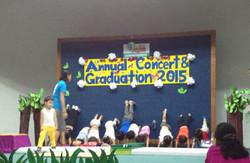 annual school performance