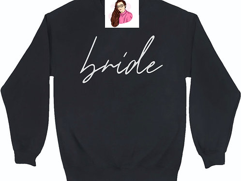 Wifey/Bride Sweatshirts