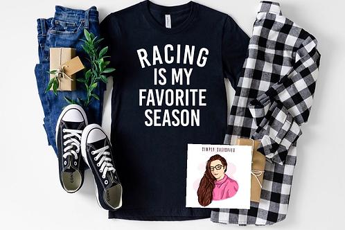 Racing Season Tee