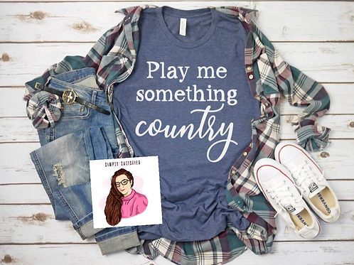 Play Country Tee