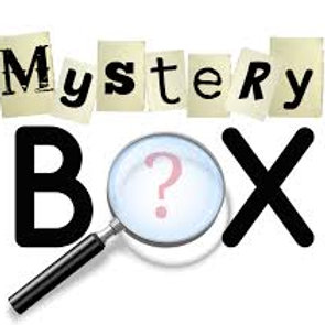 Mystery Craft Supplies Package