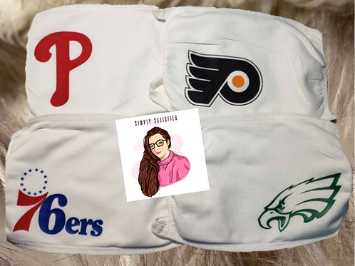 Philly Sports Mask - Adult