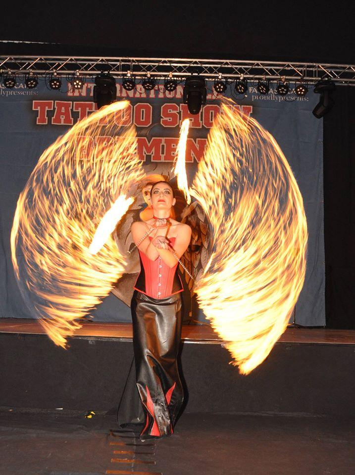 Feuershow Berlin