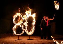 Feuershow Geburtstag Berlin