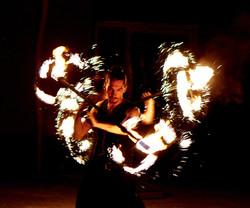 Showtime Berlin Feuershow