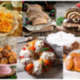Presentation Doces Tradicionais de Natal