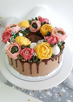Workshop Butercream Cake