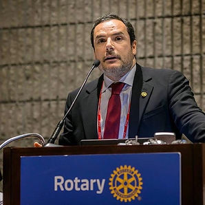 Humberto Silva - Rotary
