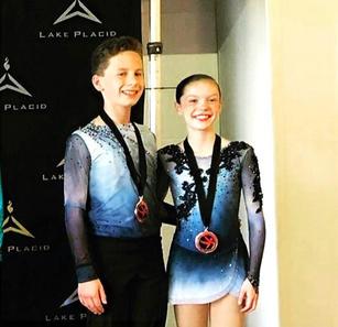 Caitlin Levine and Brian Lehmann