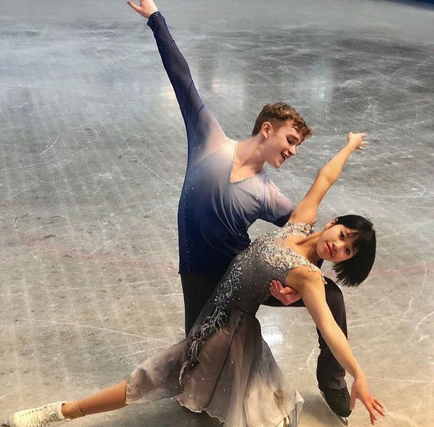 Miranda Lloyd and TJ Carey