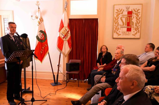 Dr. Richard Adams-Dzierzba, vice-president