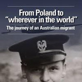 ' From Poland to Wherever in the World' Lucyna Artymiuk's biography of her Dad Jan Artymiuk, Polish Airman