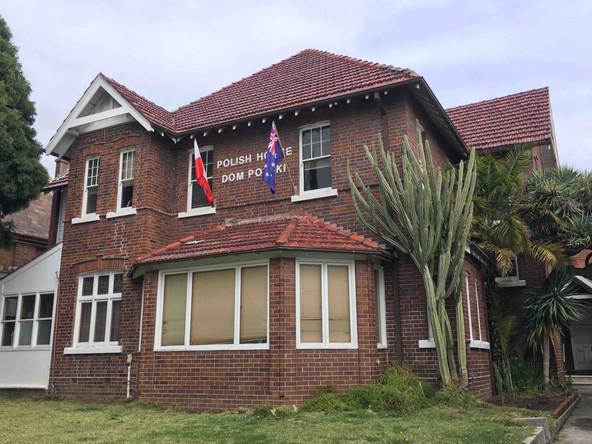 Polish House in Ashfield