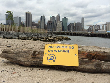 NY State DEC Proposes Removing 20 NYC Waterways from important Impaired Waters List. Public Opposes.