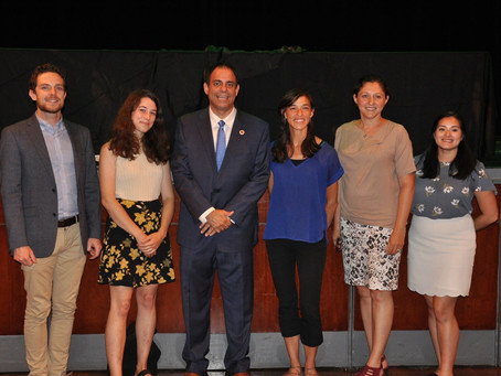 SWIM Participated in a Panel Discussion on The Future of Flushing Bay & Creek