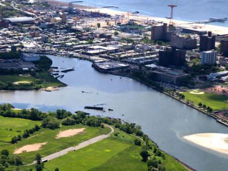 Coney Island Creek CSO Long Term Control Plan : Issues