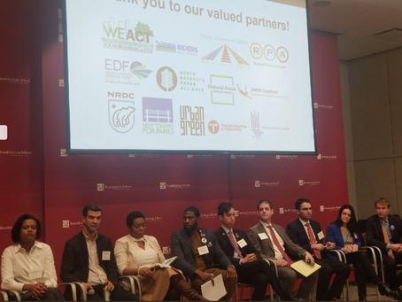 NYC Public Advocate Sustainability Forum: Candidates shared their views on Climate Change