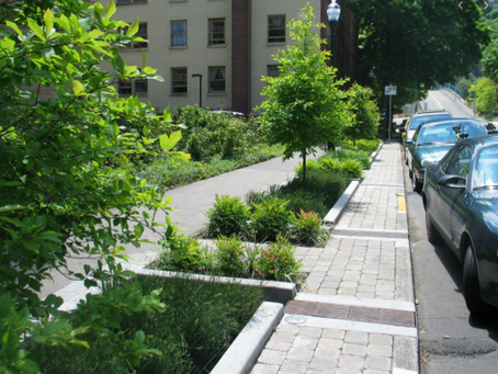 What is the NYC 2021 Unified Stormwater Rule?