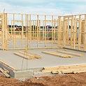 New Home Construction Framing and Founda