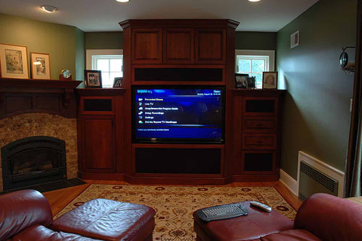 home audio design jess tineo 239 3336625 home theaters living room theater 7 - Living Room Theaters