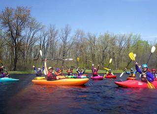 Midwest Kayak Coaching Clinics & Workshops 2015
