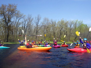 Midwest Kayak Coaching Clinics & Workshops 2015