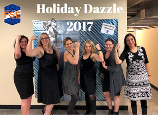 Holiday Dazzle:  Little Black Dress Project