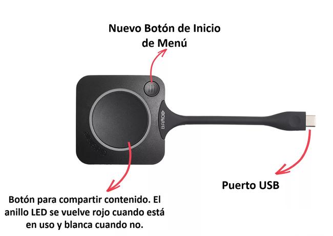 Barco ClickShare CX-20
