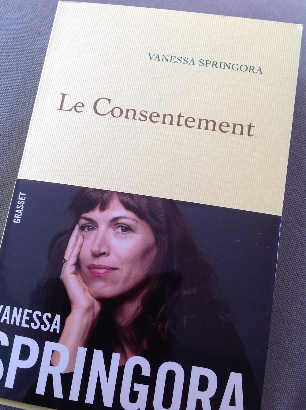 Le Consentement, Vanessa Springora, Grasset