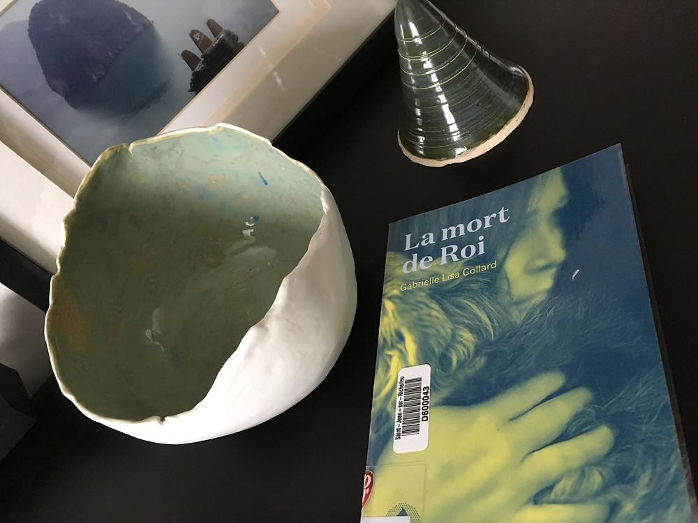 La mort de Roi, Gabrielle Lisa Collard, Cheval d'Août