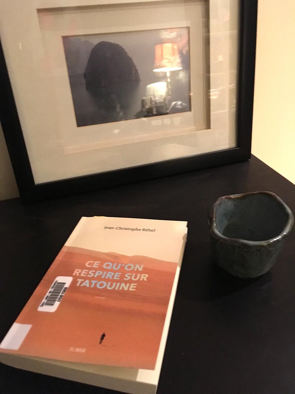 Ce qu'on respire sur Tatouine, Jean-Christophe Réhel, Del Busso