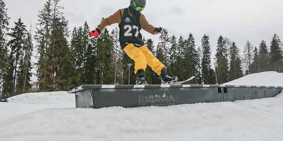 Ferie Snowboardowe Białka Tatrzańska 04-08.01.2021