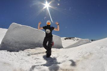 warsztaty freestylowe, snowboard, procamp