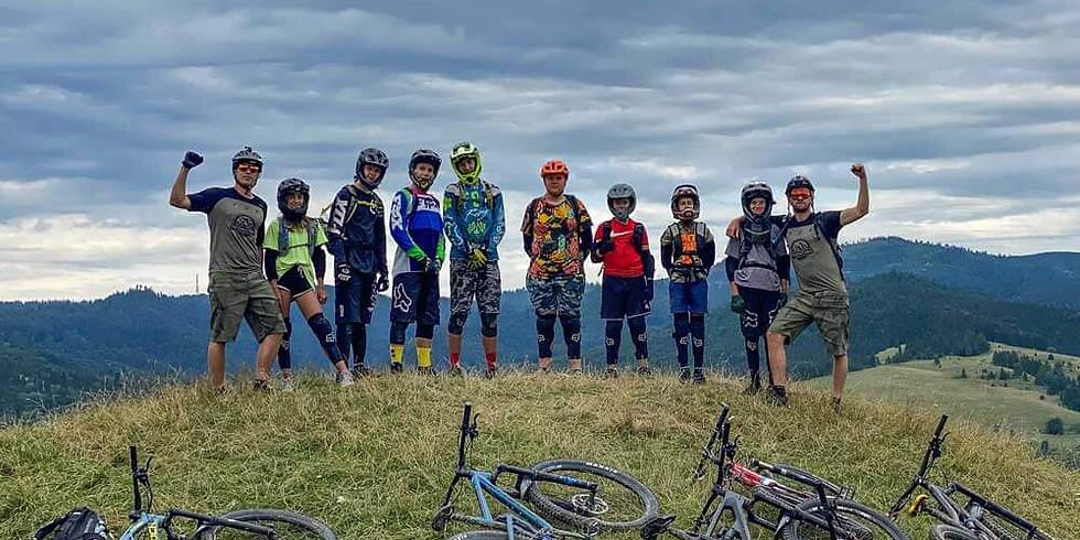 Młodzieżowy Bike Camp 09-08-15.08.2021