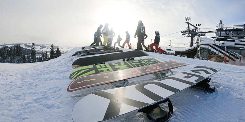 Ferie Snowboardowe Krynica Zdrój 11-15.01.2021
