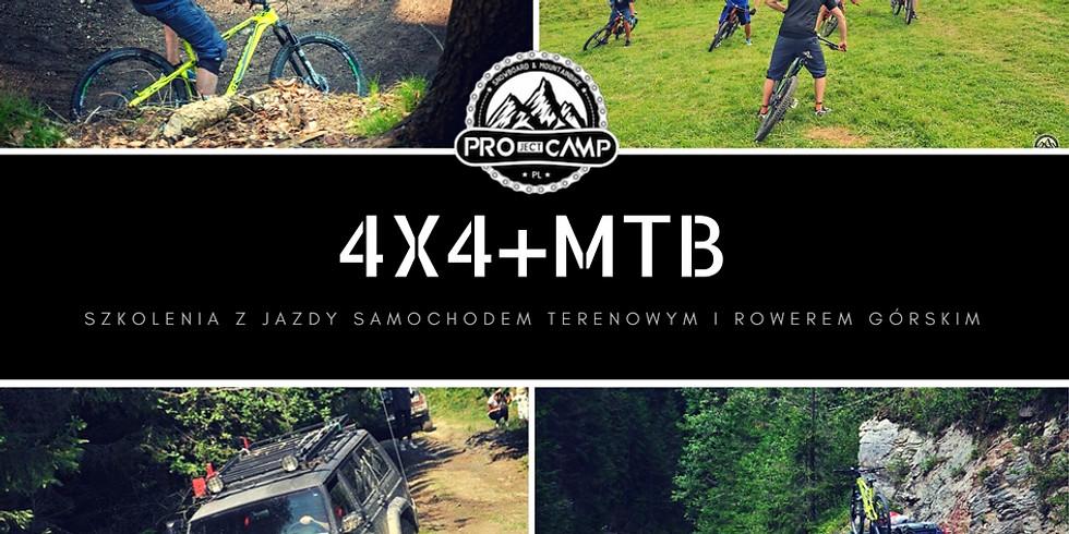 4x4 + MTB 31.08-01.09