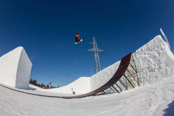 snowboard freestyle, procamp