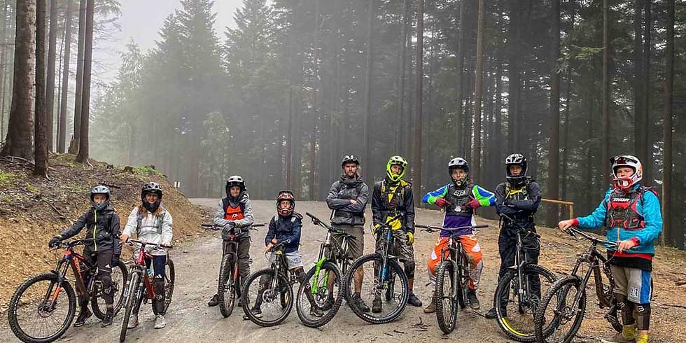 Młodzieżowy Bike Camp 26.07-01.08.2021