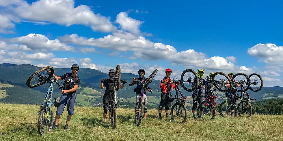Młodzieżowy Bike Camp-7 dni vol.2/ 03.08-09.08.2020