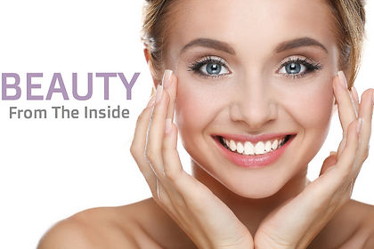 Pretty Lashes Vitamins, Beauty From the Inside Out