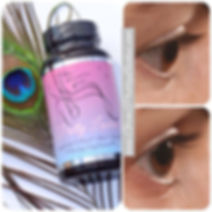 Pretty Lashes, Hair, Nail, Eyelash and Skin Suppliment