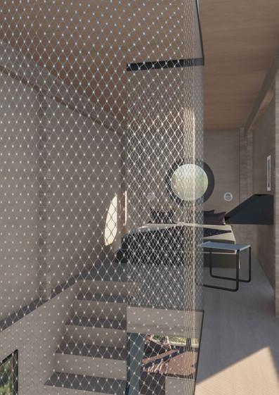 vagabundo flex tiny haus innenansicht wohnraum schlafzimmer rückzugsort